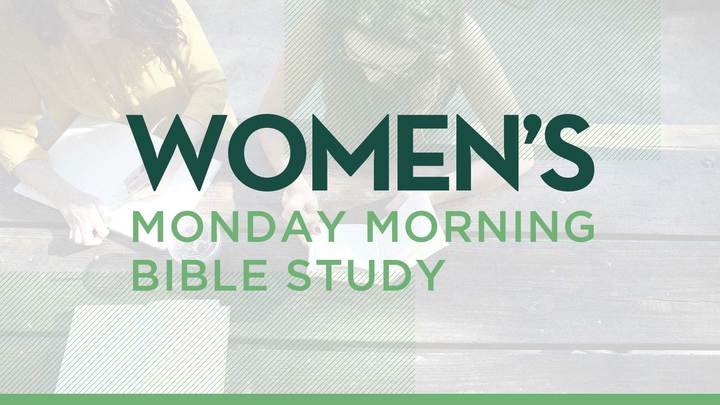 "Women's Monday Morning Bible Study - ""The Quest"" logo image"