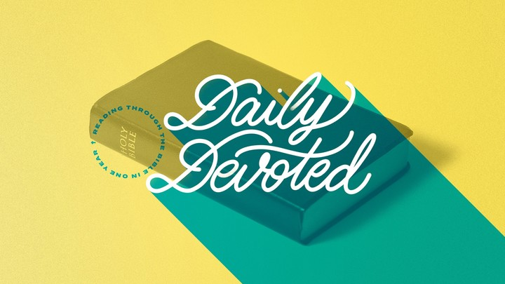 Daily Devoted (Student Devotionals) logo image