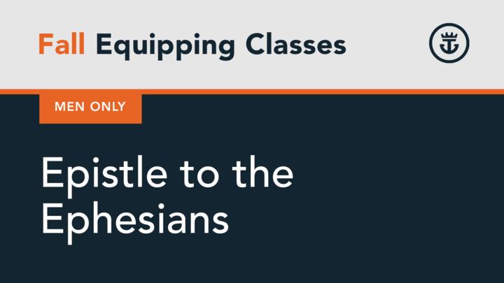 Epistle to the Ephesians (Men) logo image