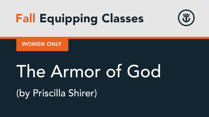 The Armor of God by Priscilla Shirer (Women) logo image