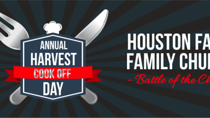 Harvest Day Cook Off - October 27th logo image