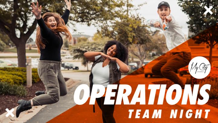 Operations Team Night logo image