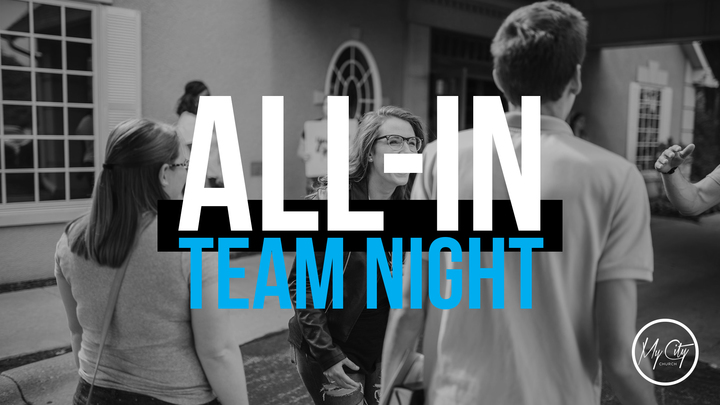 ALL-IN Team Night & Christmas Party logo image