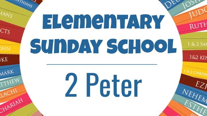 Elementary Sunday School logo image