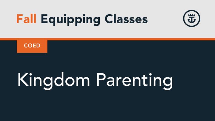 Kingdom Parenting logo image
