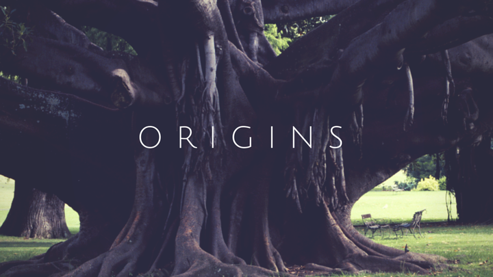 Origins September 2019 logo image