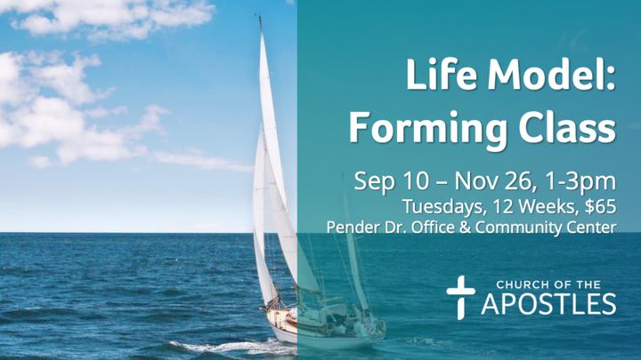 Life Model: Forming Class logo image