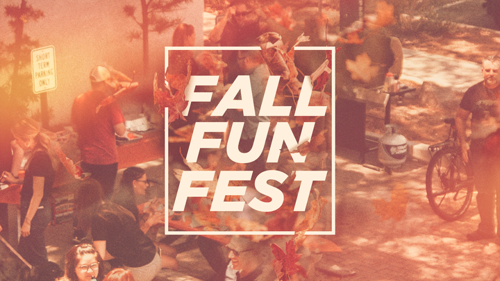 Cookeville Fall Fun Fest logo image