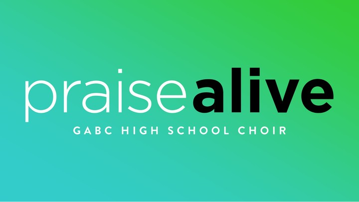 Praise Alive High School Choir logo image