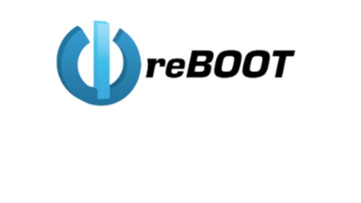 reBOOT Winter Weekend logo image