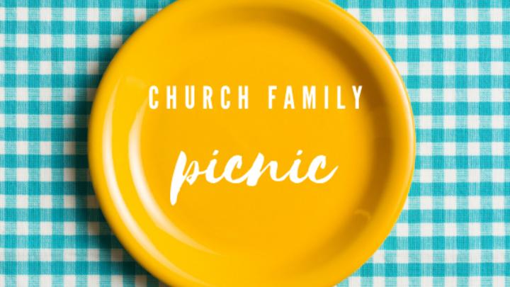 Church Family Picnic logo image