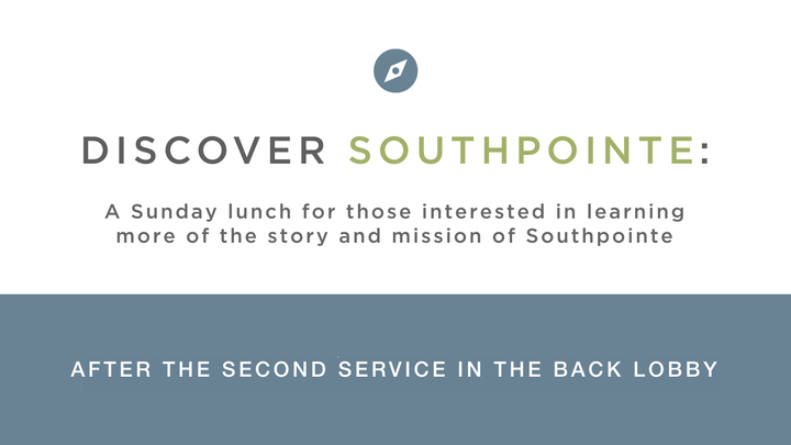 Discover Southpointe   September logo image