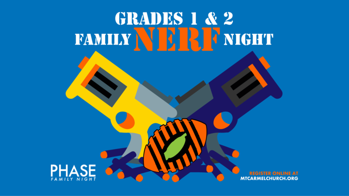 Phase Event for 1st & 2nd Grade logo image