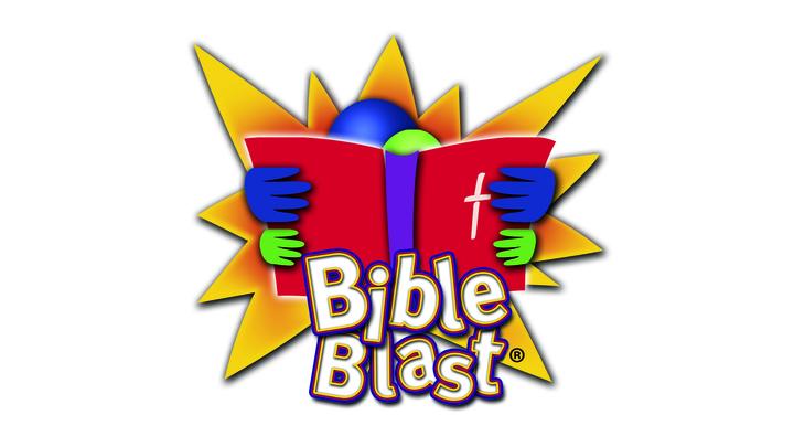 Bible Blast logo image