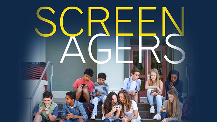 Screenagers logo image