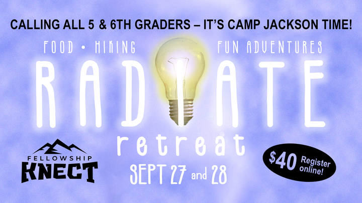 RADIATE (KNECT - 5th and 6th graders) logo image