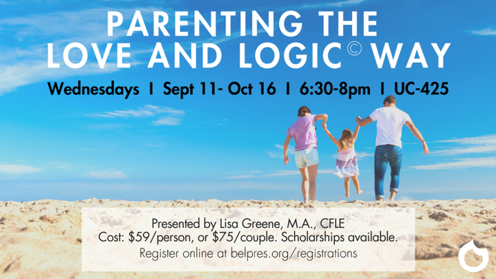 Parenting the Love and Logic Way logo image