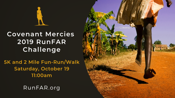 Covenant Mercies' 2019 RunFAR Challenge  logo image