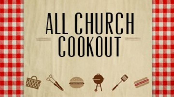 All-Church Cookout logo image