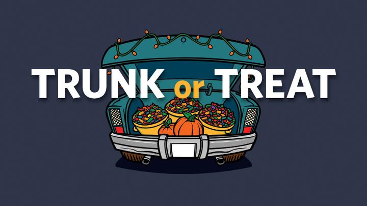 "Trunk or Treat ""Trunk"" Registration 2019 logo image"
