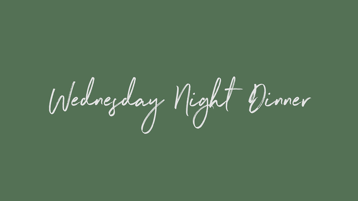 Wednesday Night Dinner logo image