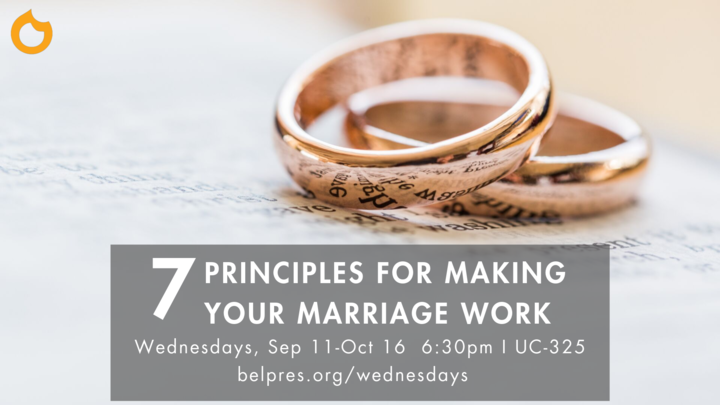 The 7 Principles for Making Marriage Work logo image
