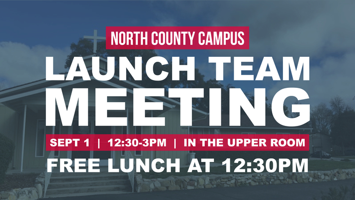 North County Launch Team Lunch & Meeting logo image