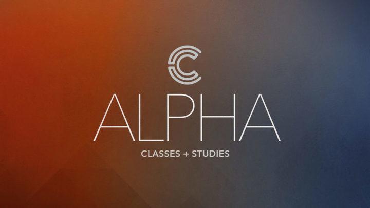 Fall 2019 Alpha: Exploring Christianity logo image