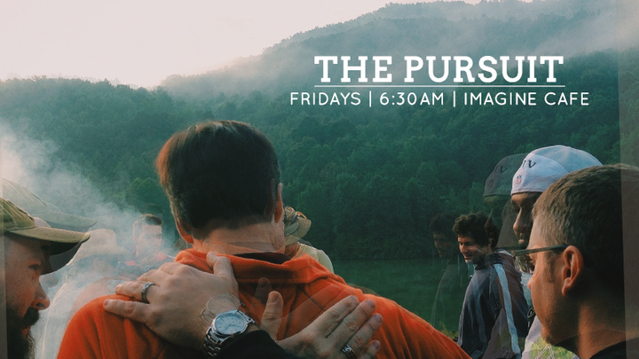 The Pursuit - A Ministry for Men logo image