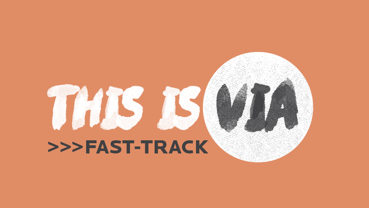 This Is Via Fast-Track logo image