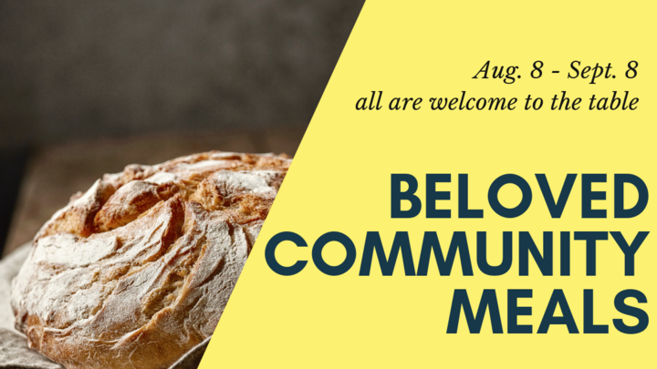 Beloved Community Meals logo image