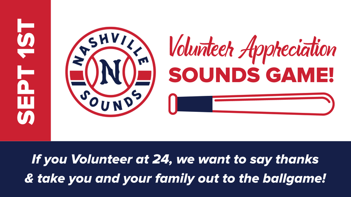 Volunteer Appreciation Sounds Game logo image