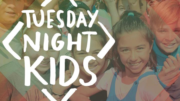 Tuesday Night Kids - Fall  2019 logo image