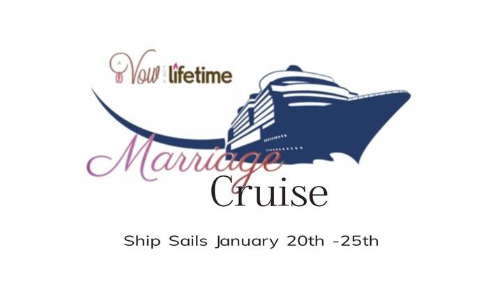 A Vow for a Lifetime presents: Marriage Retreat Cruise  logo image