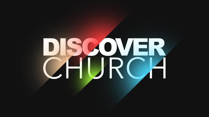 Discover Church - October 2019 logo image