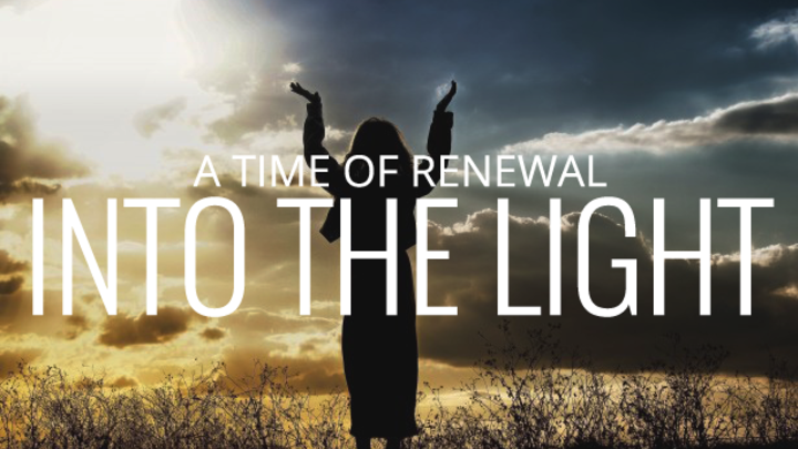 Women on Fire - A Time of Renewal - Into the Light logo image