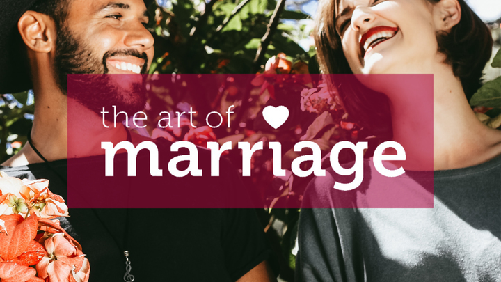 Art of Marriage Conference logo image
