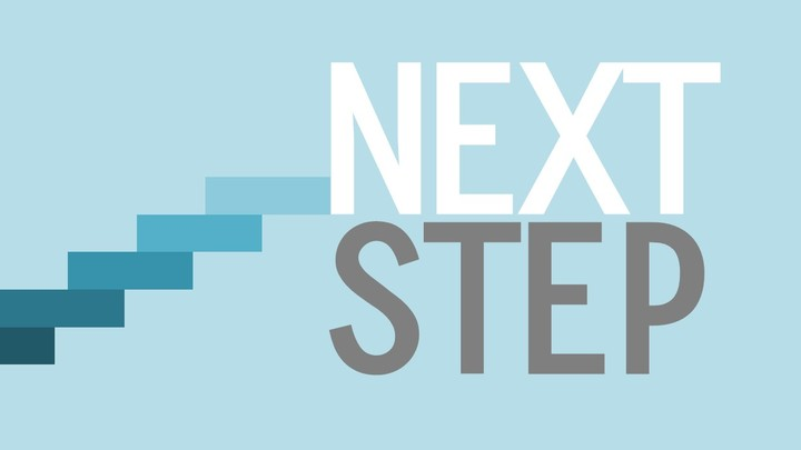 Next Step Lunch logo image