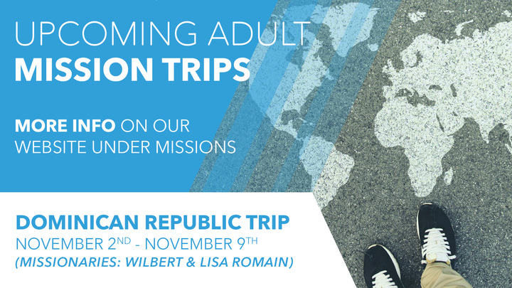 Dominican Republic Mission Trip logo image