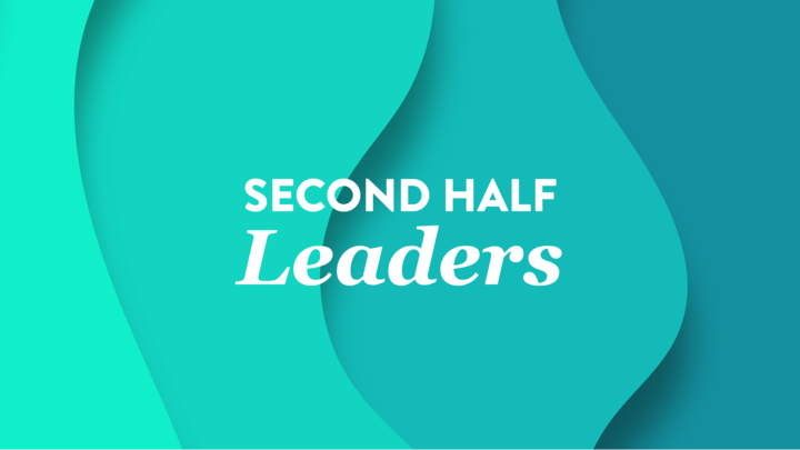 GB » Second Half Leaders | Retreat logo image