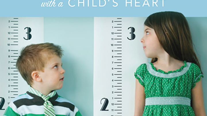 MOM'S EVENING STUDY – ENTRUSTED WITH A CHILD'S HEART logo image