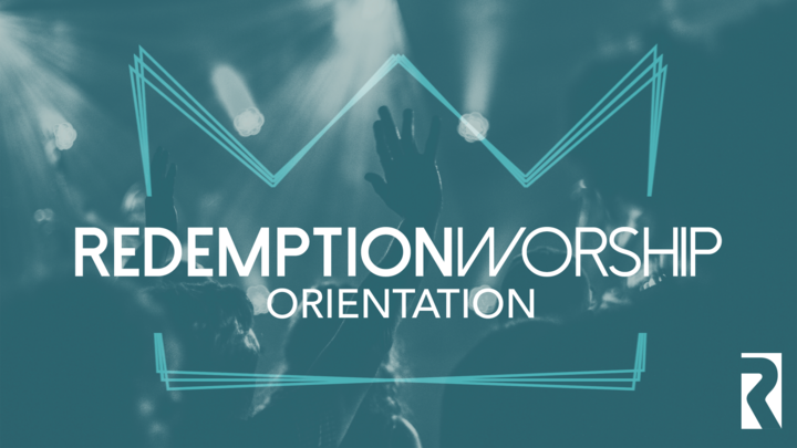 Worship Team Orientation - September logo image