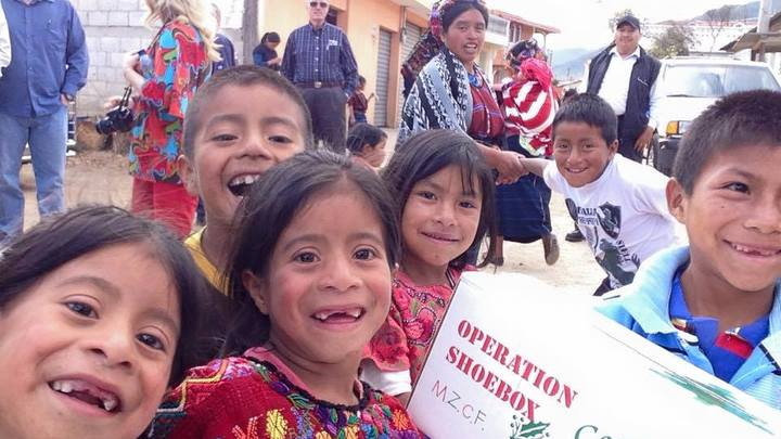 Guatemala Missions Trip 2019 logo image