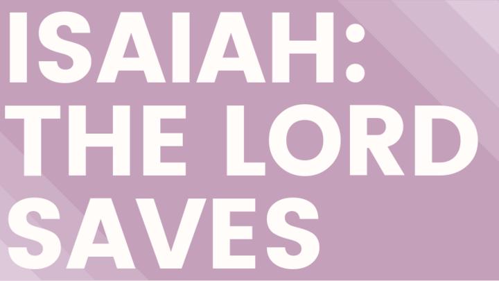 Women's Evening Study - Isaiah logo image