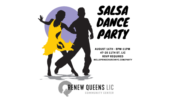 Salsa Dance Party logo image