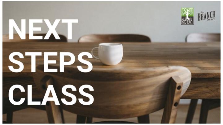 Next Steps Class logo image