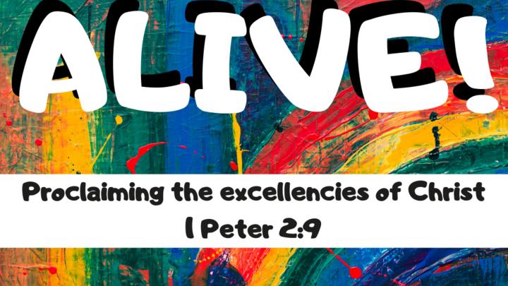 Alive! logo image