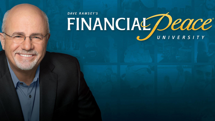 Financial Peace University led by Chan Mitchell and Lee Sanders logo image