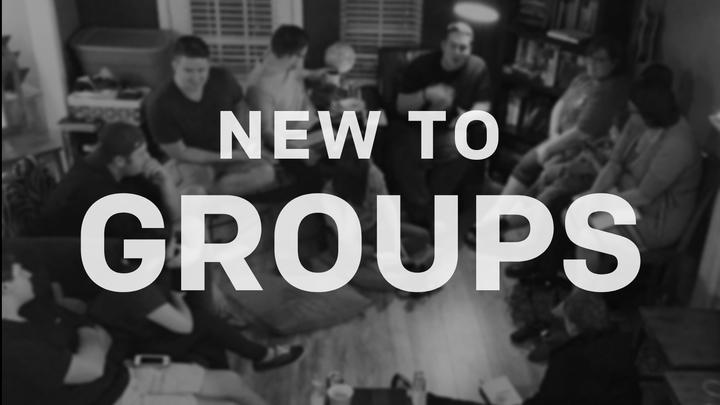 New To Groups logo image