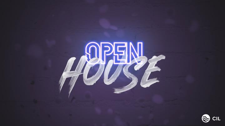 CIL Student Parent Open House logo image